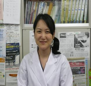 【原 直美先生】後期研修医2年生